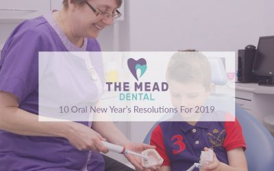 10 Oral New Year's Resolutions For 2019